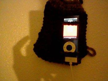 mp3 Hanging Sleeve_ in use, charging.jpg.jpg