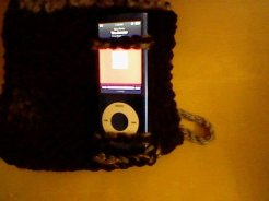 mp3 Hanging Sleeve_ close-up