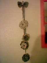 Hanging Floral Home Accents