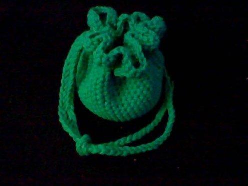 Crochet Wallet Pouch