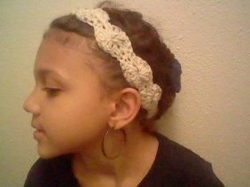 Scalloped Headband