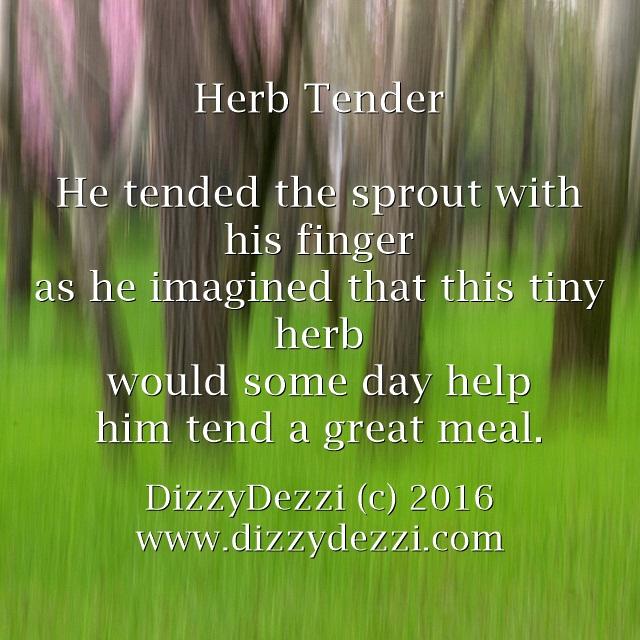 Herb Tender
