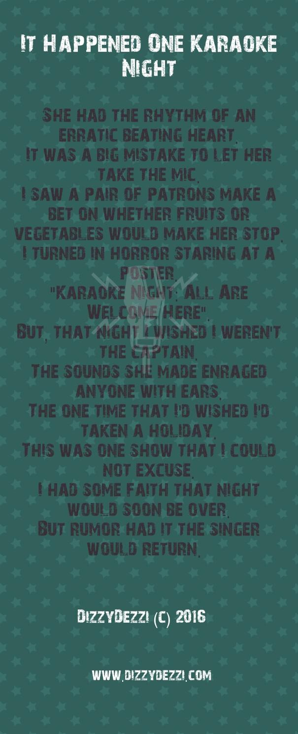 It Happened One Karaoke Night