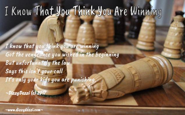 I Know That You Think You Are Winning