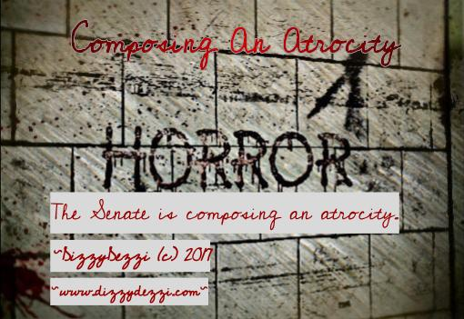 Composing An Atrocity