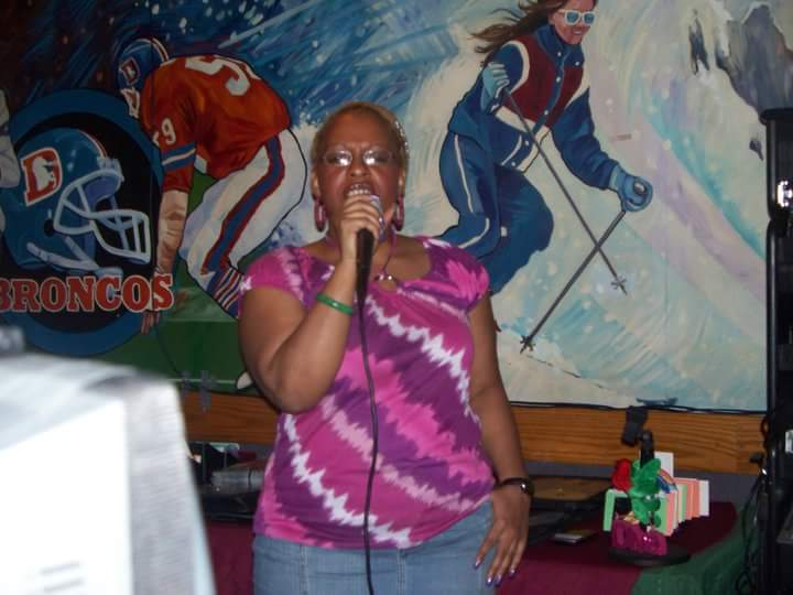 Singing my heart out