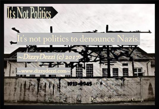 It's Not Politics