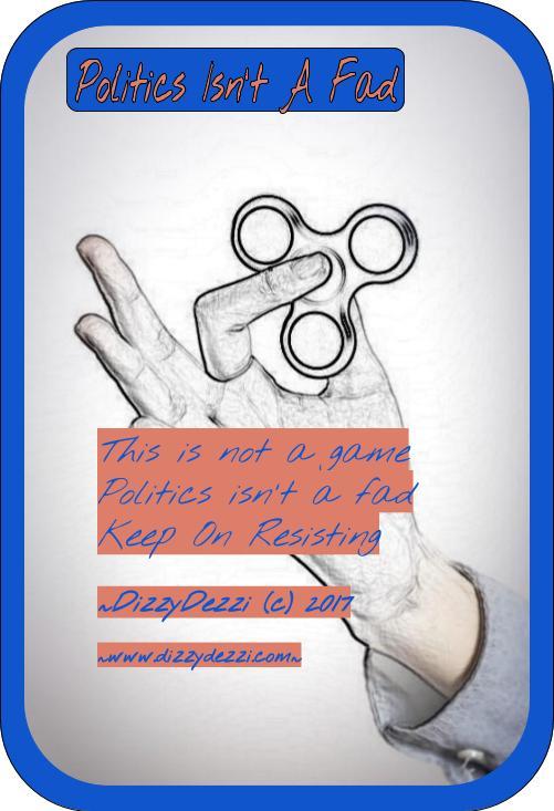 Politics Isn't A Fad